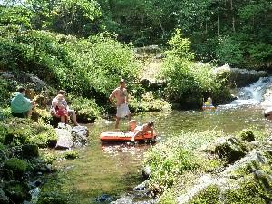 Camping Le Chauderie, Auvergne